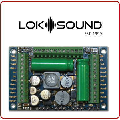 Product afbeelding ESU 58513 LokSound 5 XL decoder