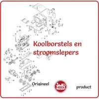 Koolborstels en Stroomslepers