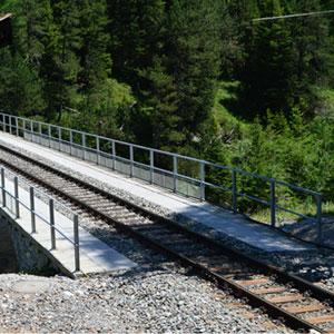 Flexibele rails