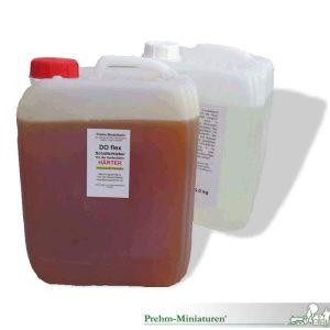 DoFlex 3K 1 liter Spoorbevestiging voor de tuinspoorbaan